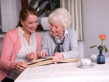 Hilfe für Senioren im Haushalt